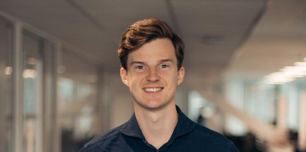 Summer Interns 2019 - Lars Bergendahl