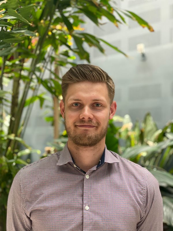 Summer interns 2020 - Andreas Winther Moen